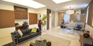 アフター写真2階LDK: 依田英和建築設計舎が手掛けたです。