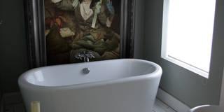 Interiors: modern Bathroom by Mineheart