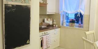 Magiczne 40m2: styl , w kategorii Kuchnia zaprojektowany przez DreamHouse.info.pl
