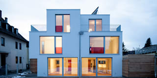 Case in stile in stile Moderno di MuG Architekten