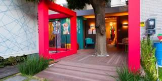 Estudios y despachos de estilo moderno por Cristiane Locatelli Arquitetos & Associados