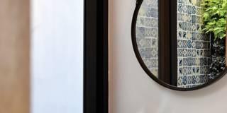 Projekty,  Łazienka zaprojektowane przez OBRA BLANCA