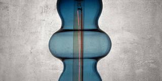 Tamarindo Azul: Cavas de estilo moderno por Luminosa ™