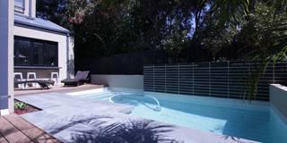 Applecross Project: tropical Pool by Project Artichoke