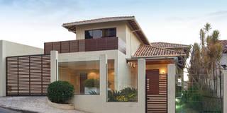 Casas de estilo moderno por Isabela Canaan Arquitetos e Associados