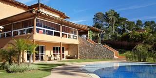Casas de estilo  por Moran e Anders Arquitetura