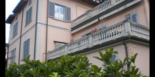 Esterno - Villa sul Lago di Como: Case in stile in stile Moderno di Formarredo Due
