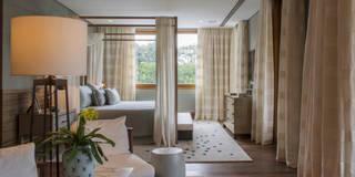 landhausstil Schlafzimmer von Denise Barretto Arquitetura