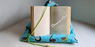 Lesekissen, Tabletstütze Enten:   von Dreams Art