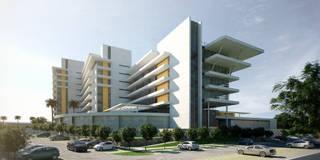 MPPB - Imagem 01: Casas modernas por Martins Lucena Arquitetura