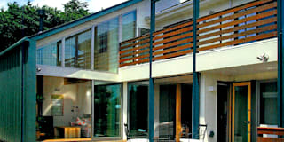 デッキテラスの家(リフォーム): ユミラ建築設計室が手掛けた家です。