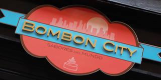 Cafetería Pastelería Bombón City: Bares y Clubs de estilo  de Arquitectura de Interior
