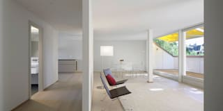 Гостиная в . Автор – Forsberg Architekten AG
