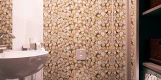 eclectic Bathroom by ООО 'Студио-ТА'