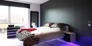 Bedroom design: modern Bedroom by Quirke McNamara