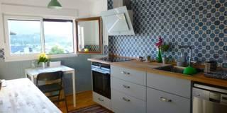 Clientes satisfechos: Cocinas de estilo moderno de Nais!