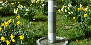 Wasserzapfsäule Ronda:   von oggi-beton