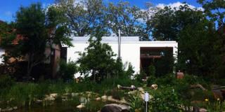 Rubik Cube: minimalistische Häuser von Architekt Zoran Bodrozic