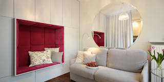 Soggiorno in stile in stile Moderno di IDeALS | interior design and living store