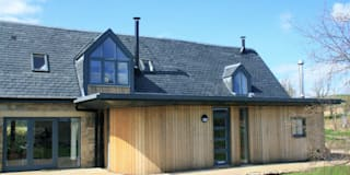 Front Extension The School House:   by Fife Architects