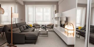 URBANA 15: modern tarz Oturma Odası