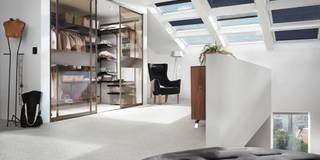 Harmonische Eleganz: klassische Ankleidezimmer von Elfa Deutschland GmbH