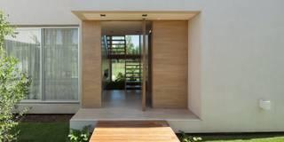 CASA ML: Casas de estilo moderno por DMS Arquitectura