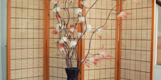 Shoji Screen Room Divider:   by Asia Dragon