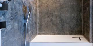 Private residence: minimalistische Badkamer door CioMé