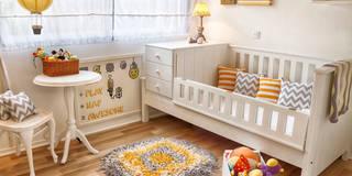 Dormitorios infantiles de estilo moderno de G7 Grupo Creativo