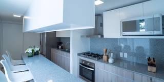 مطبخ تنفيذ HO arquitectura de interiores