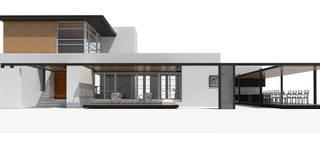 Casa en Serralta :  de estilo  por 1.61 Arquitectos