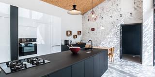 cuisine moderne:  de style  par Pixcity, Agence de photographie
