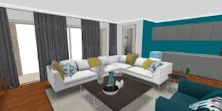 Family Room for Thando:   by CKW Lifestyle
