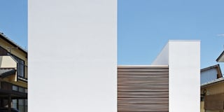 外観: 空間建築-傳 一級建築士事務所が手掛けた家です。