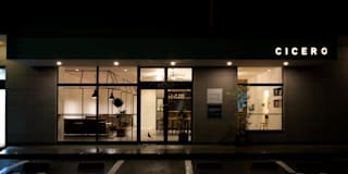 cafe CICERO: ALTS DESIGN OFFICEが手掛けた家です。