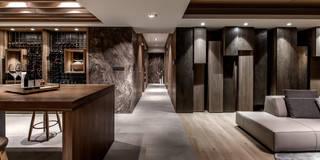Contour of Life 廓│生活:  牆壁與地板 by CJ INTERIOR 長景國際設計