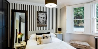 classic Bedroom by GK Architects Ltd