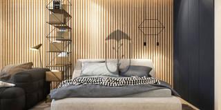 Paredes y pisos de estilo minimalista por U-Style design studio