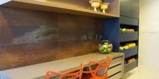 Кухни в . Автор – Ju Nejaim Arquitetura