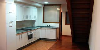Cozinhas modernas por Intra Arquitectos