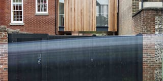 Austen House: modern Houses by Adam Knibb Architects