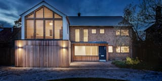 Poplar Road: modern Houses by Adam Knibb Architects