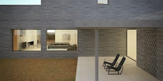 Villa singola: Spa in stile in stile Moderno di MIDE architetti