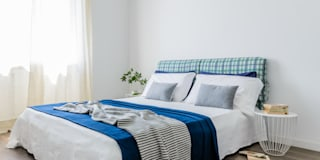 Dormitorios de estilo minimalista de Venduta a Prima Vista