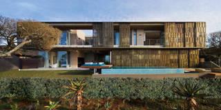 La Lucia:  Terrace by ARRCC