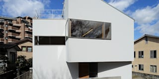 haus-gap: 一級建築士事務所hausが手掛けた家です。
