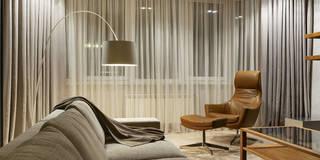 Projekty,  Salon zaprojektowane przez Art-i-Chok