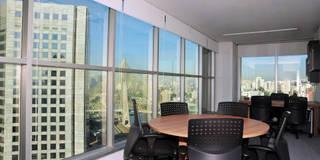 modern Study/office by LX Arquitetura