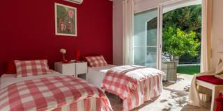 Dormitorio infantil: Dormitorios infantiles de estilo mediterráneo de Home & Haus | Home Staging & Foto